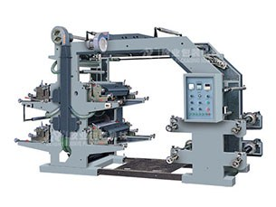YT-4600/4800/41000 Four-Colour Flexible Printing Machine