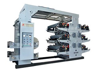 YT-6600/6800/61000 Six-Colour Flexible Printing Machine