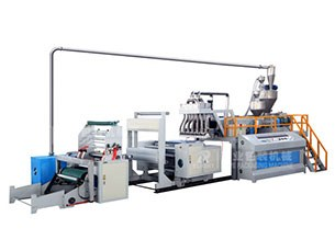 XYCPE/1000-90-60 high-speed stretch film making machine(casting film extruder)